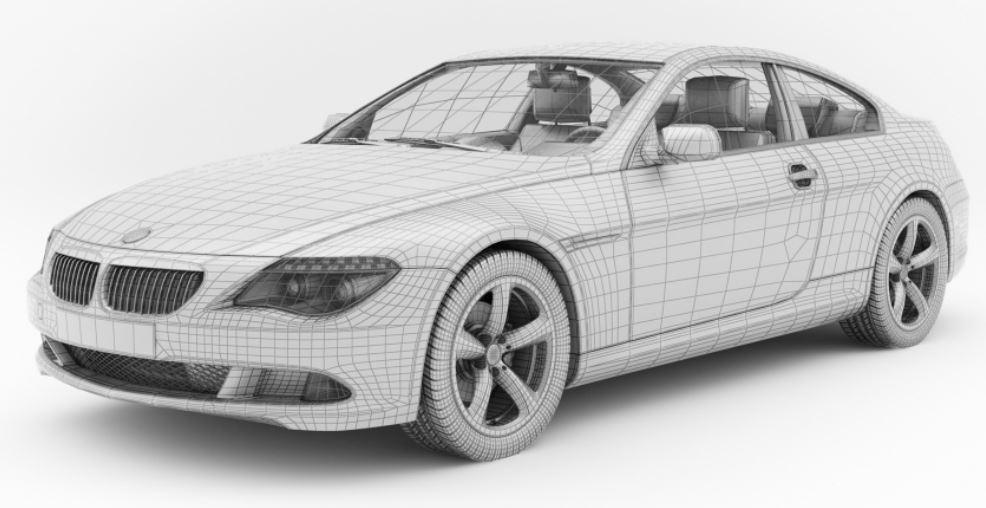 3D Lasertechnik zur Karosserievermessung